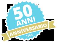 50 anni di attività - 1964-2014